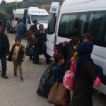 Muğla'da 105 düzensiz göçmen yakalandı