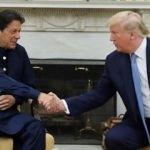 Pakistan Başbakanı Han ile Trump 'Taliban'ı görüştü
