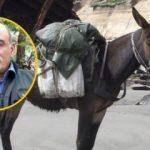 PKK'lı Duran Kalkan böyle kaçıyor! Köylüler anlattı