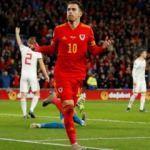 Galler EURO 2020 biletini Ramsey ile aldı!