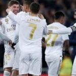 Real Madrid'den rahat galibiyet