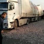 Korkunç kaza! Tam 2 ton balık yola saçıldı