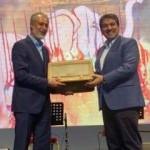 Sanatçı Abdülbaki Kömür'ün 40. sanat yılı kutlandı