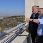 Skandal kararın ardından Netanyahu oraya koştu