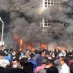 İran'da dehşete düşüren bilanço: En az 115 ölü