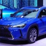 Tam elektrikli Lexus Çin'de görücüye çıktı