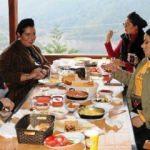 Turistler 9 ayda 5,1 milyar dolarlık yemek yedi!