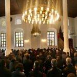 500 yıllık Çarşı Cami yeniden ibadete açıldı