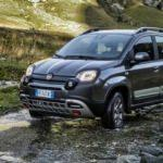 Fiat Panda Cross 4x4 Türkiye'de