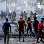 Irak'ta gösteriler büyüyor... O ülkenin Başkonsoluğu ateşe verildi