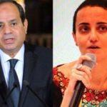 Sisi'den oğlunun haberini yapan gazetecilere baskın