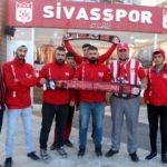 Sivasspor performansıyla taraftarını heyecanlandırdı