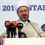 Ali Erbaş: İslam'da kadına şiddetin yeri yok