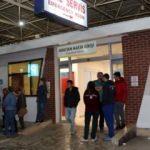 Arnavutluk'taki depremde yaralanan Türk vatandaşı İzmir'e getirildi