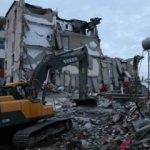 Arnavutluk'u vurmuştu! Depremden kahreden haber