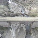 Barajın suyu çekilince 20 yıl sonra ortaya çıktı