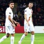 Başakşehir - Roma maçında utandıran olay!
