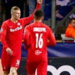 Haaland yine attı! Salzburg farklı kazandı
