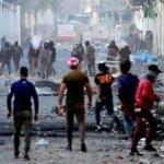 Irak'ta bir hükümet binası daha ateşe verildi