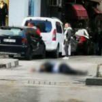 İstanbul'da sokak ortasında korkunç olay! Öldürüp başında bekledi