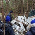 Kanada'da küçük uçak düştü! Kurtulan olmadı