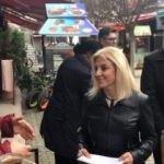 Kuzey Makedonya'da Erdoğan sevgisi