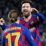 Messi tarihe geçti, Barça liderliği garantiledi!
