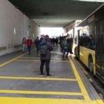 Metrobüs'te 'işaretli bekleme yeri' dönemi