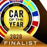 Yılın Otomobili 2020 finalistleri belli oldu