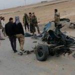 YPG'den bombalı araç saldırı girişimi!