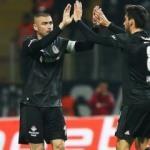 Beşiktaş Kasımpaşa'da 90+5'te kazandı!