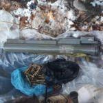 Bitlis'te PKK'ya ait depolar imha edildi