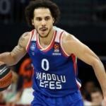 Euroleague'de kasım ayının MVP'si Larkin