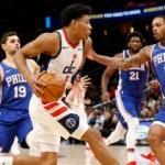 Furkan Korkmazlı 76ers, Wizards'a kaybetti