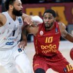 Galatasaray'da Lazeric Jones sakatlandı