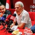 İran ekibi Tractor Sazi'den Mustafa Denizli'ye ilginç veda!