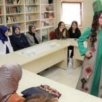 Kadınlara iş eğitimi! İş kadını üretiyorlar