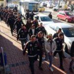 Kocaeli'de FETÖ şüphelisi 18 kişi adliyeye sevk edildi