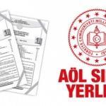 2019 AÖL 1.dönem sınav yerleri! MEB Açık öğretim lisesi sınav giriş belgesi...