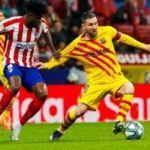 Messi yine attı, Barcelona zirvede kaldı!