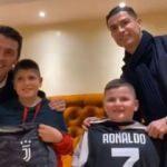 Ronaldo ve Buffon'dan alkış alan hareket