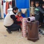 Sadakataşı'ndan Suriye'ye kış yardımı