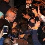 Salona sığmadılar... Cumhurbaşkanı Erdoğan'a yoğun ilgi
