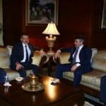 Tek millet üç devlet tarım bakanları Bakü'de bir araya geldi