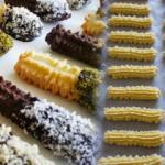 Pastane usulü tırtıl kurabiye nasıl yapılır?