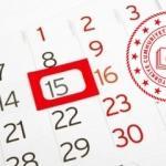 15 tatil ne zaman başlıyor? 2019 - 2020 Sömestr, 2. ara tatil ve yaz tatili tarihi belli oldu