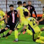 Menemenspor Adana'dan 3 golle çıktı