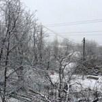 Antalya'nın yüksek kesimlerine kar yağdı