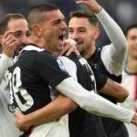 Merih asist yaptı Juventus rahat kazandı!