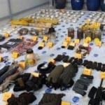 Diyarbakır'da PKK cephanesi ele geçirildi: 22 gözaltı